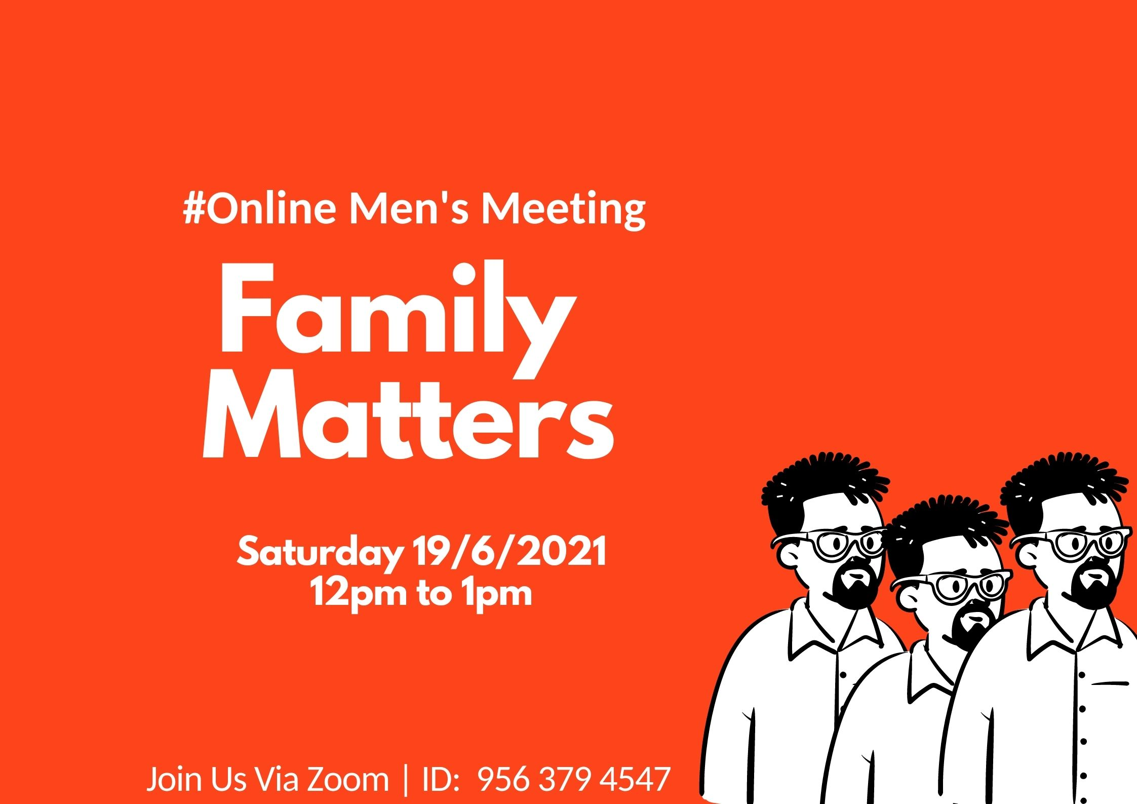 Family Matters 19th June 2021